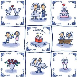 Tekst Voor Uitnodiging 40 Jaar Getrouwd